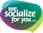 We Socialize For You